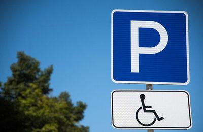 Как инвалиду оставить машину на парковке бесплатно