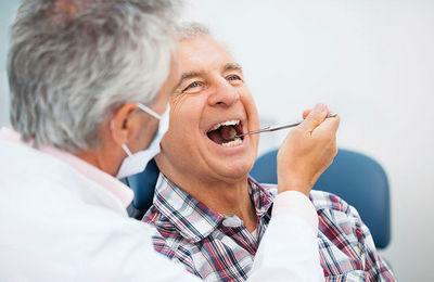 Льготы на лечение и протезирование зубов пенсионерам