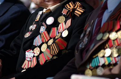 Ветеран военной службы возраст